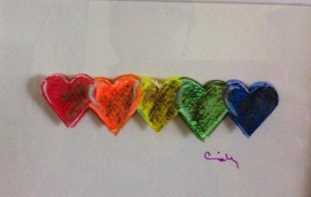 3D Neon Rainbow