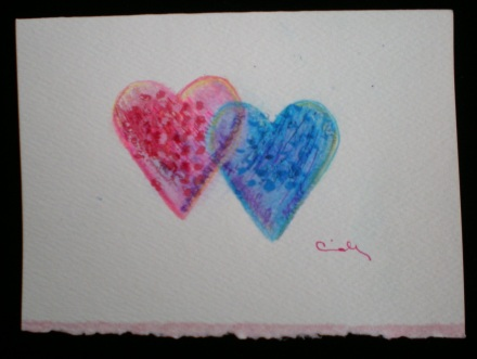 Hearts on Paper